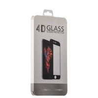 Защитное стекло 4D для Xiaomi Mi 6 с цветными рамками
