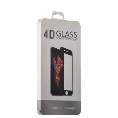 Защитное стекло 4D для Xiaomi Redmi 5 Plus с цветными рамками