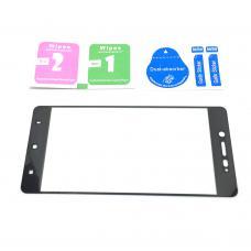 Защитное стекло Meizu M5c с цветными рамками